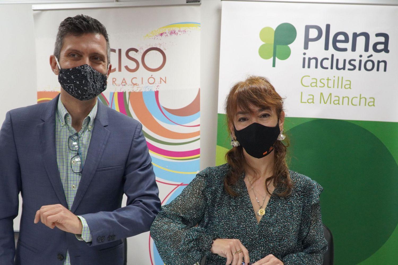 Daniel Collado y Eugenia Fernández.